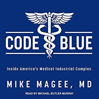 Code Blue audiobook cover art