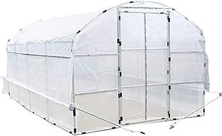 YILANJUN Invernadero Arqueado, Ideal para Jardín, Balcón, Patio etc, 300 × 240 × 200 CM