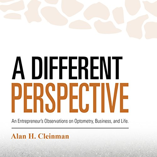 A Different Perspective audiobook cover art