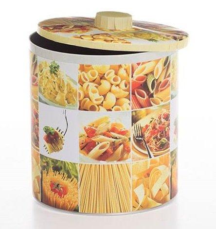 AVENUELAFAYETTE Boîte Pot Cuisine métal déco Pâtes - 20 cm