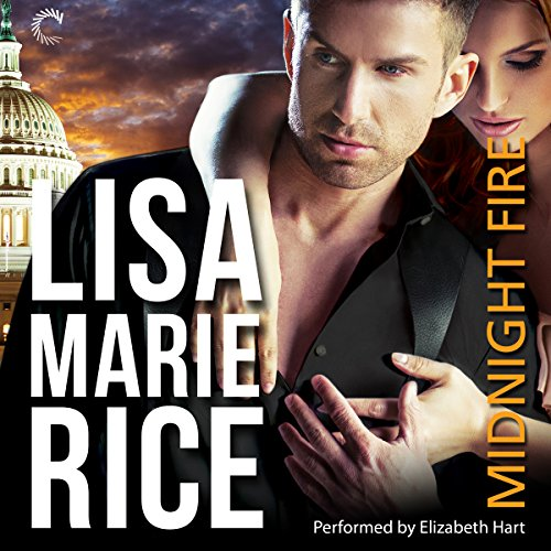 Midnight Fire audiobook cover art