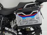 UNIRACING K48419 Scratch Saver GS para Maleta Lateral y Top Case BMW Vario K50 2013-2020