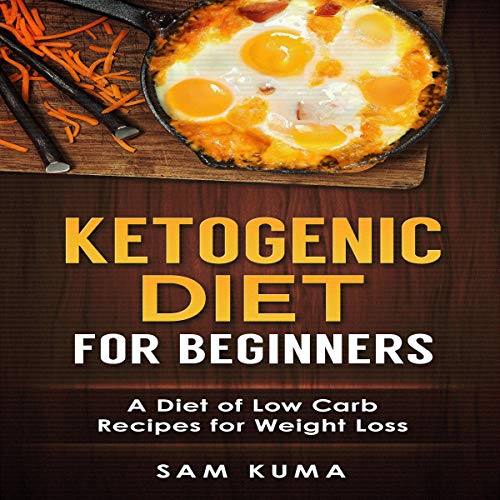 Ketogenic Diet for Beginners cover art