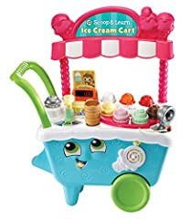 The magic scooper scoops up the ice cream and toppings to create tasty-looking combinations while introducing the colors and flavors of four ice cream scoops and three toppings Build memory and sequencing skills by choosing from six cute animal order...