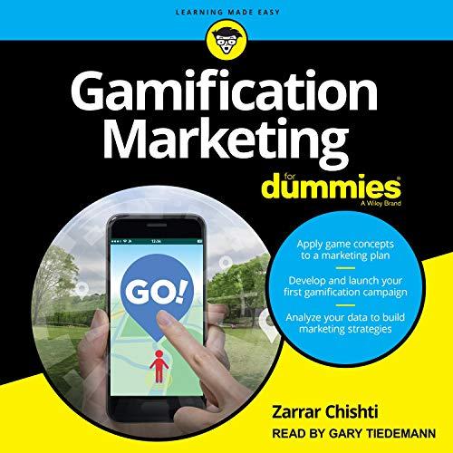 Gamification Marketing for Dummies Titelbild