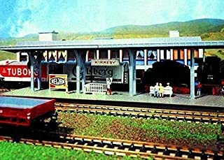 Okänt spår H0 – byggsats järnväg