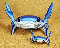 アーニトル カニフォンホルダー Bluetooth スピーカー ahnitol Crab Phone Holder Bluetooth speaker (青+カニペンセット)