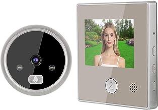 Video Door Control System, Video Doorphone, Built-in Power Saving Chip Doorphone Access System Door Camera, for Bank Busin...