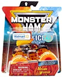 MJ 2019 Monster Jam Fire & Ice Mohawk Warrior Special Edition 1:64 Scale