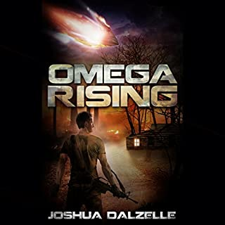 Omega Rising audiobook cover art