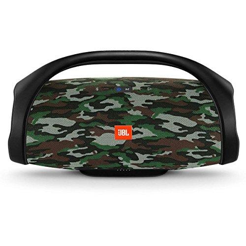 JBL MAIN-40911 Boombox, Waterproof Portable...
