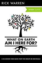 What On Earth Am I Here For? Study Guide