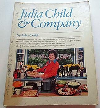 Paperback Julia Child and Company Book