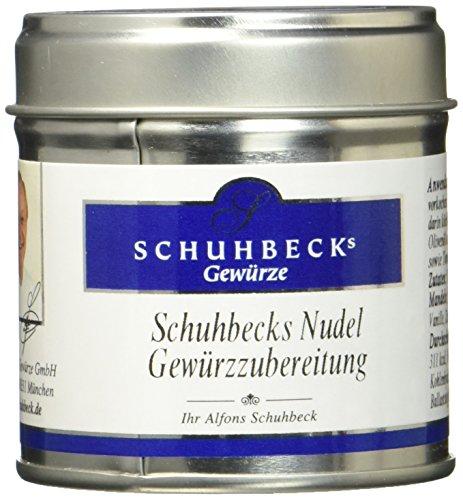 Schuhbecks Nudel Gewürzzubereitung, 3er Pack (3 x 50 g)