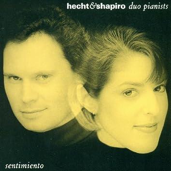 Infante, M.: Danse Andalouse / Rachmaninov, S.: 6 Duets / Liszt, F.: Mozart - Reminiscences De Don Juan (Sentimiento)