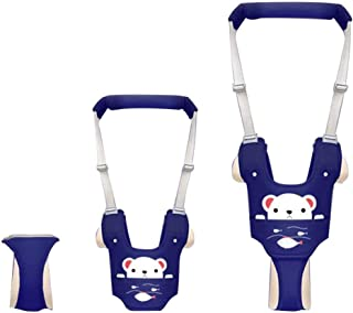 Lesgos Baby Walker Harness, Toddler Walking Assistant, Detachable Gear Design, Pulling and Lifting Dual Use, Breathable St...