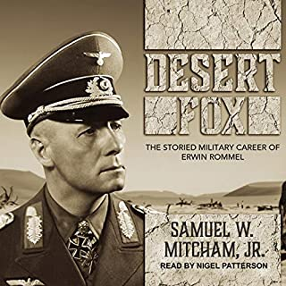 Desert Fox cover art