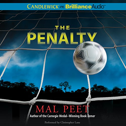 The Penalty audiobook cover art