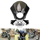 Bid4ze Memphis Shades Front Gauntlet Headlight Fairing...