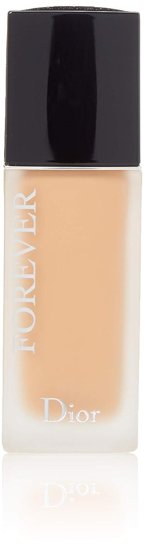 体現する検索干渉するクリスチャンディオール Dior Forever 24H Wear High Perfection Foundation SPF 35 - # 4WP (Warm Peach) 30ml/1oz並行輸入品