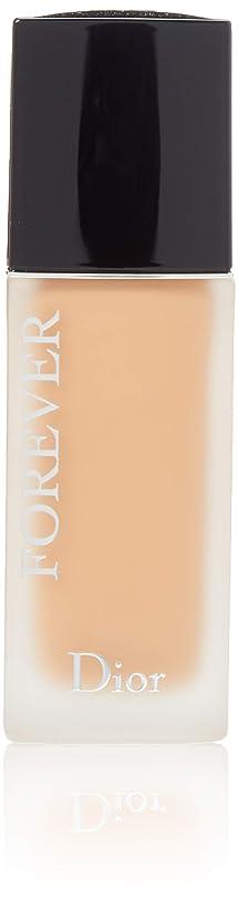 おびえた分泌するミニクリスチャンディオール Dior Forever 24H Wear High Perfection Foundation SPF 35 - # 4WP (Warm Peach) 30ml/1oz並行輸入品