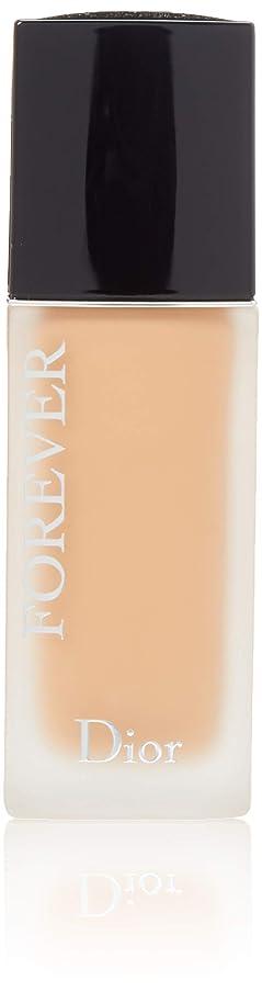 応じるひいきにする記念品クリスチャンディオール Dior Forever 24H Wear High Perfection Foundation SPF 35 - # 4WP (Warm Peach) 30ml/1oz並行輸入品