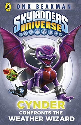 Skylanders Mask of Power: Cynder Confronts the Weather Wizard: Book 5 (English Edition)