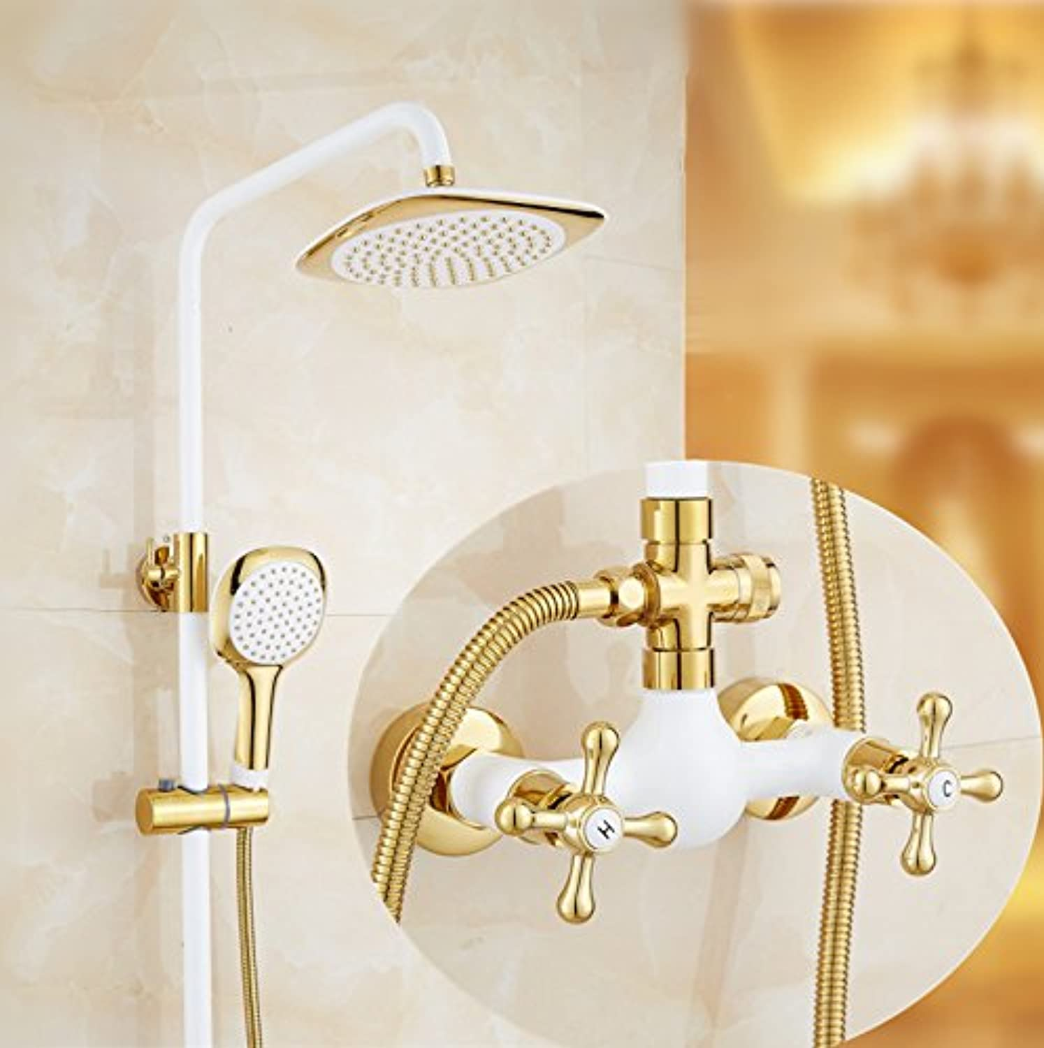 ZQ@QXContinental antique Cu all showers Package C