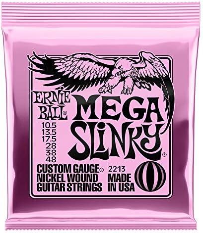 Ernie Ball Regular Slinky Nickel Wound Set, .010 - .046