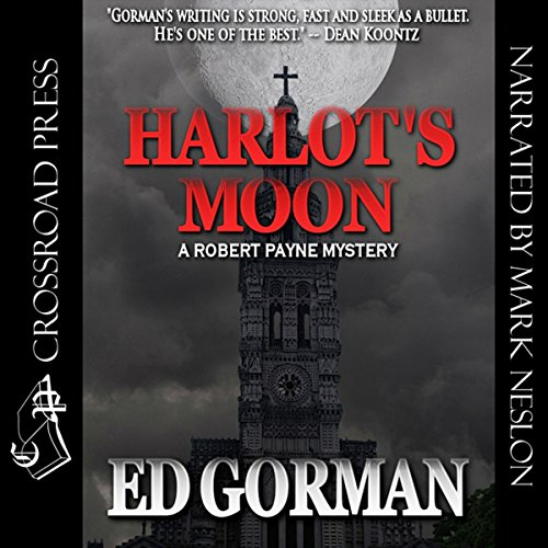 Harlot's Moon audiobook cover art