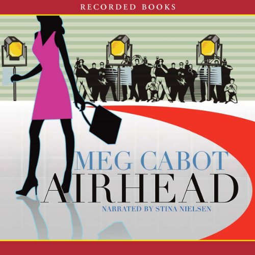 Airhead audiobook cover art