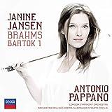 Brahms / Bartók: Violin Concertos