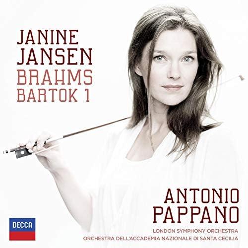 Janine Jansen, London Symphony Orchestra, Orchestra dell'Accademia Nazionale di Santa Cecilia & Antonio Pappano