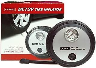 UDee Electric Car Air Compressor Tyre Inflator (12V)- 2126