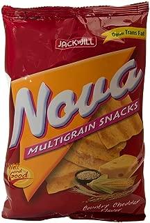 Jack n Jill Nova Country Cheddar Flavor 78g