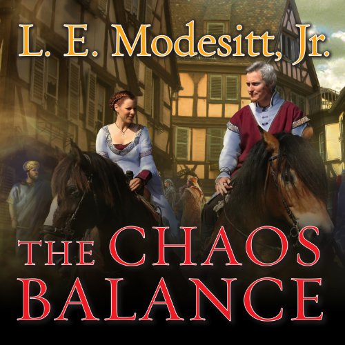 The Chaos Balance audiobook cover art