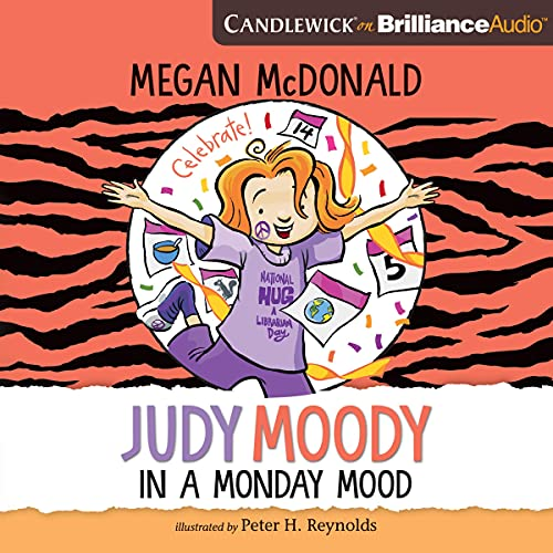 Judy Moody: In a Monday Mood cover art