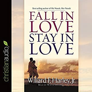 Fall in Love, Stay in Love audiobook cover art