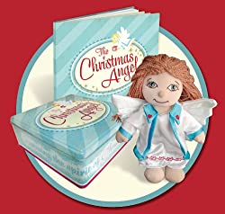 The Christmas Angel Book and Doll