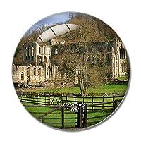 英国イングランドヘルムズリーリーヴォル修道院冷蔵庫マグネットホワイトボードマグネットオフィスキッチンデコレーション
