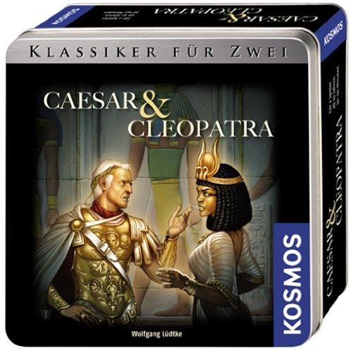 KOSMOS 691103 - Caesar & Cleopatra - Metallbox