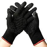 1 par/2 guantes de controladores de juegos móviles con pantalla táctil y diseño antideslizante, funda de dedo sensible al tacto para PUBG/regla de supervivencia, PUBG sudor