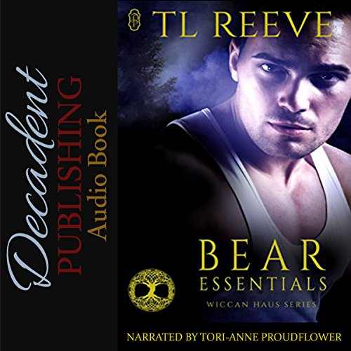 Bear Essentials audiobook cover art