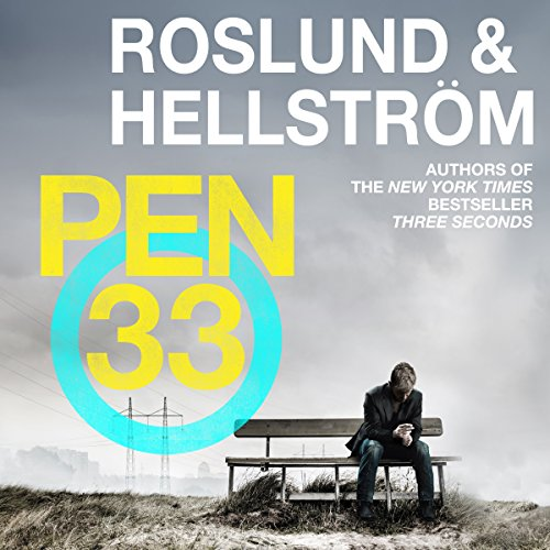 Pen 33 audiobook cover art