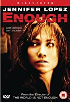 Enough [DVD]