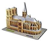 Puzzle 3D Notre Dame de Paris 37,5 cm by Cubic Fun