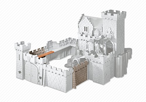 Playmobil 6371 Mauererweiterung für Königsburg und Falkenritterburg (Folienverpackung)