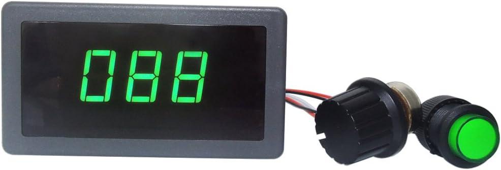 uniquegoods 6V 12V 24V Digital Display Speed Sale item Motor High order DC Contro LED