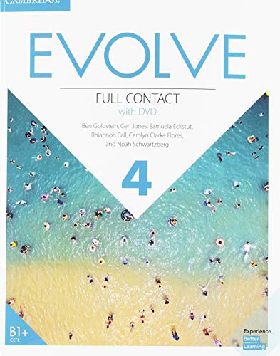Goldstein, B: Evolve Level 4 Full Contact with DVD