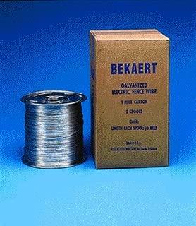 Beckett Corporation BEKAERT 118244 1/2Mile Electric Fence Wire